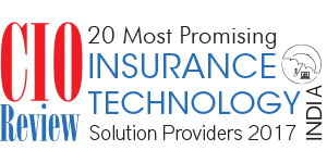 2O Most Promising Insurance Technology Service Providers 2017