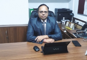 Mudit Agarwal, Global IT Head, Uflex